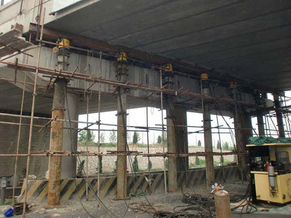 浙江省嘉兴市大桥改造加固工程图片5