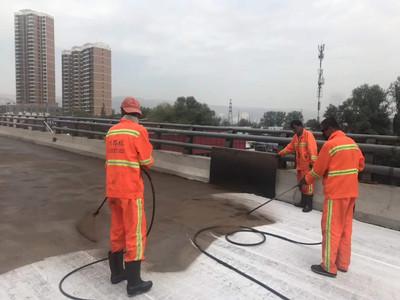 山西太原桥面铺布防水施工